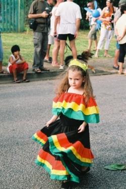 moi aussi veux etre la reine du carnaval