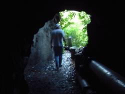 vers la cascade Chaudron