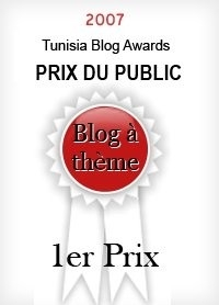 Blog Awards: Prix du Public