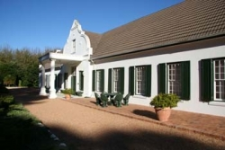 Superbe maison de style Cape Dutch