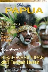 Papua Man