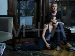 Sophie avec sa mère Siri