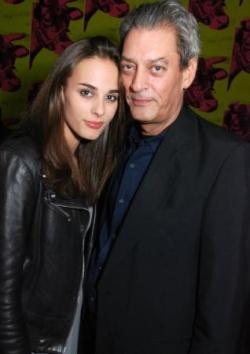 Sophie et Paul Auster