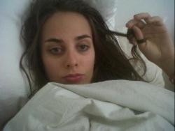 Sophie au réveil