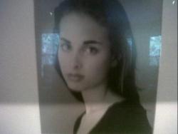 Portrait en forme d'autoportrait