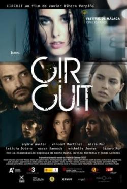 """Sur l'affiche du film """"Circuit"""""""