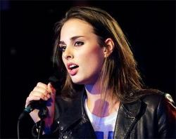 Sophie sur scène