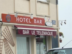 """VT1 : Le bar """"Le Télémaque"""" à Quillebeuf"""