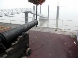 VT1 : Quais au bord de la Seine à Quillebeuf