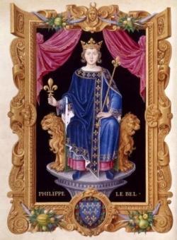 VT2 : Philippe le Bel