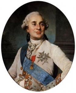 VT1 : Louis XVI plus jeune