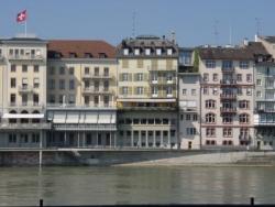 Le long du Rhin