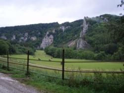 le long du Danube
