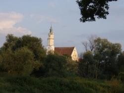 Fin du voyage à Donausworth