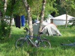 camping la grève sur Mignon