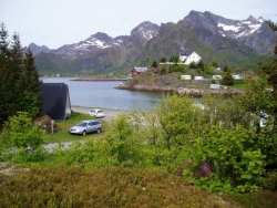 Kabelvag : le camping