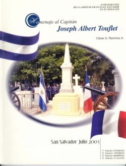 Homenaje al Capitán Joseph Albert Touflet
