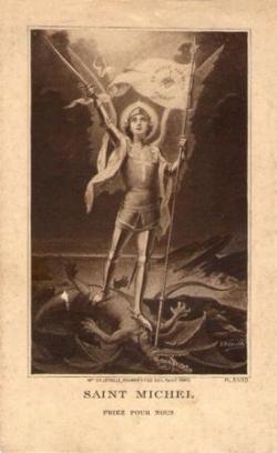 Archange Saint Michel 4