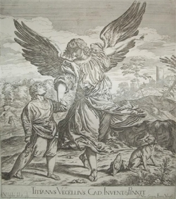 Archange Saint Raphaël 2