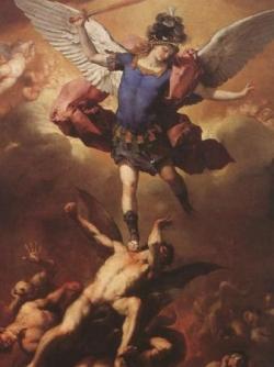 Archange Saint Michel 2