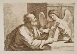 St Matthieu, évangéliste