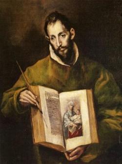 St Luc, évangéliste