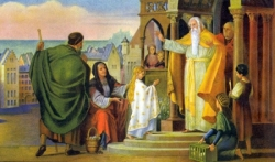 Présentation de la Vierge Marie au temple 1