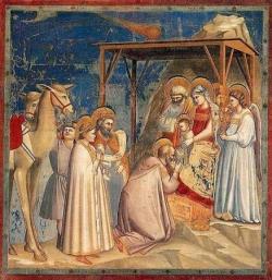 Adoration des mages (Epiphanie) 1