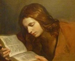 Saint Jean, évangéliste