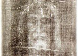 La Sainte Face du linceul de Turin