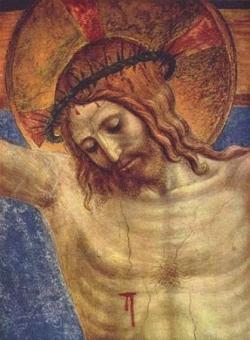 Le Christ en Croix 2