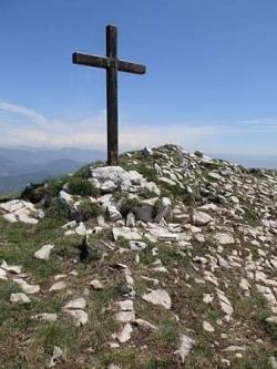 Croix dans la Drôme