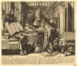 St Grégoire le Grand