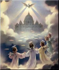 La Jérusalem céleste
