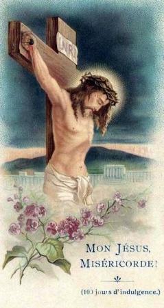 """""""Mon Jésus, Miséricorde !"""""""