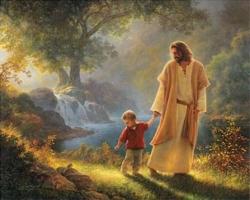 Jésus et les enfants 6