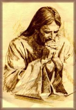 Jésus en prière 2