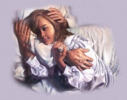 Divine tendresse du Christ