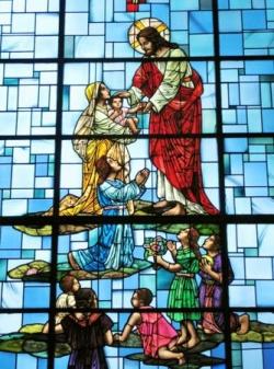 Jésus et les enfants 1