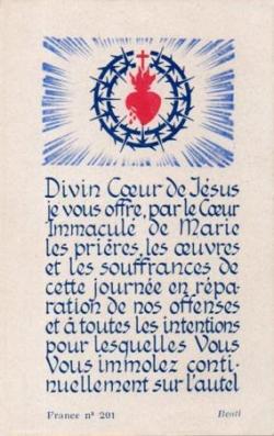 Sacré-Coeur (prière)