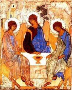 La Trinité de Rublev