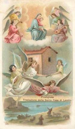 """Notre-Dame de Lorette : """"Santa Casa"""""""