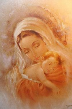 Vierge à l'enfant 13