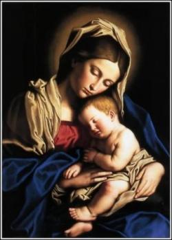 Vierge à l'Enfant 2