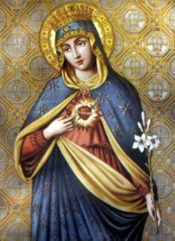 Marie Reine Immaculée
