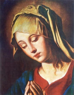 Vierge Marie 7
