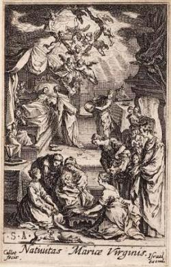 Nativité de la Bse Vierge Marie