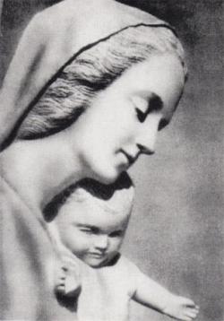 Vierge à l'enfant 9