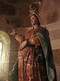 La Vierge Marie, Mère de Dieu