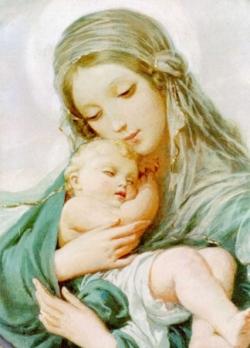 Vierge à l'enfant 12